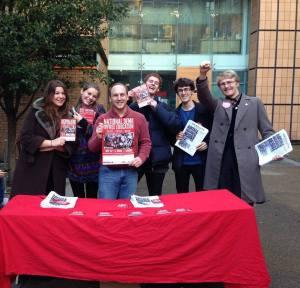 At UCL, November 2014
