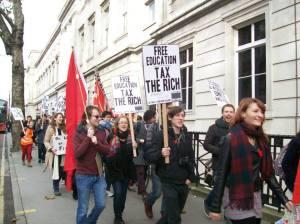 Gower Street. 19 November 2014